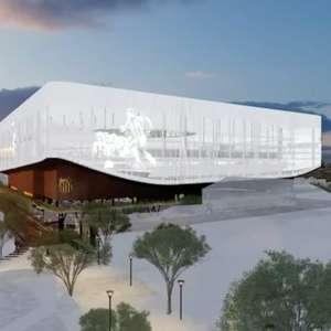 Confira imagens do projeto da Nova Vila Belmiro