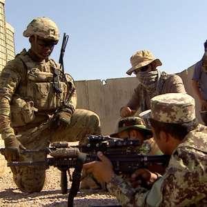 EUA devem anunciar saída de tropas do Afeganistão até 11 ...