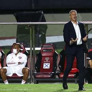 Crespo elogia Diniz ao falar do seu começo no São Paulo: ...
