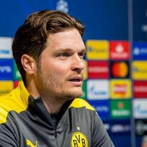 Técnico do Borussia Dortmund acredita em classificação ...