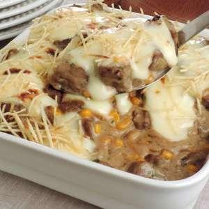 Fricassê de carne: saborosa opção para o jantar