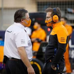"""CEO da McLaren exalta trabalho de """"incrível"""" Seidl: """"O ..."""