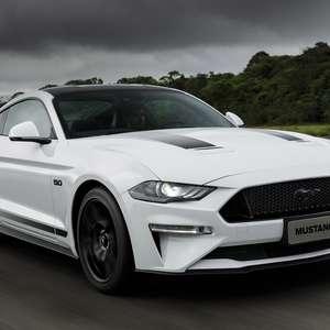 Ford Mustang lidera no mundo, mas perde no Brasil