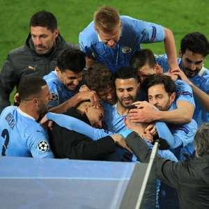 Manchester City repete o placar da ida, vence o Borussia ...