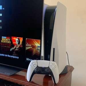 PS5 e os problemas com o armazenamento de jogos
