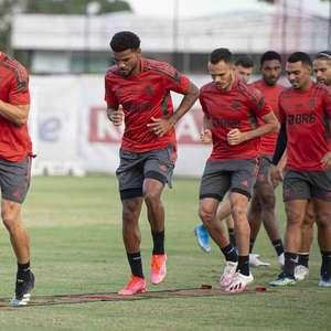Sem Pedro e Rodrigo Caio, Flamengo divulga relacionados ...