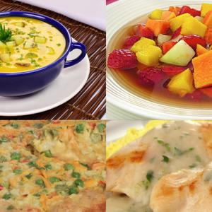 Aumente a imunidade com 8 pratos deliciosos e saudáveis