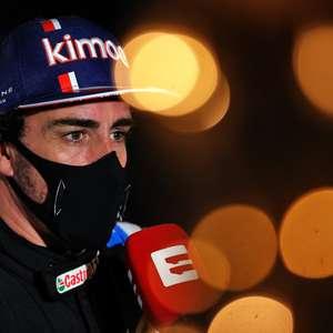 CEO pede para Alonso ajudar em evolução da Alpine na F1: ...