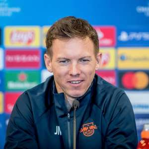 Nagelsmann, treinador do RB Leipzig, nega conversas para ...
