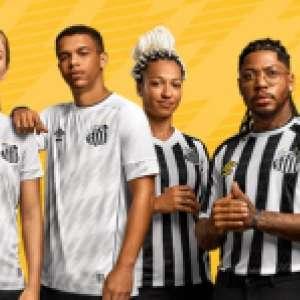 Santos lança novos uniformes para a temporada com ...