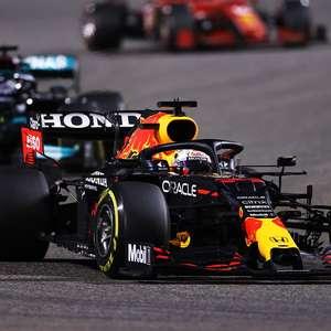 """Verstappen se diz """"pronto para batalha"""", mas que só Red ..."""