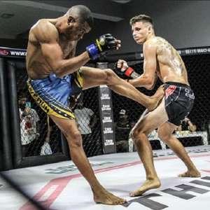 MMA Amador ganha força em eventos do Thunder Fight e ...