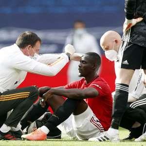 Eric Bailly pode deixar o Manchester United por falta de ...