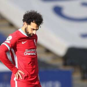 Liverpool considera vender Salah na janela de transferências