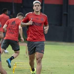 Em transição, Pedro ainda desfalca o Flamengo contra o ...