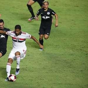 Reinaldo comenta bom momento do São Paulo: 'No caminho ...