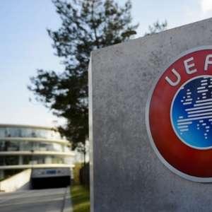 Uefa estuda mudar a regra do gol fora de casa em mata-mata
