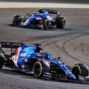 Alpine dá de ombros para Williams e diz que alianças ...