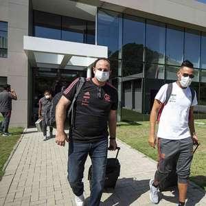 Com direito a viagem de ônibus, Flamengo percorrerá mais ...