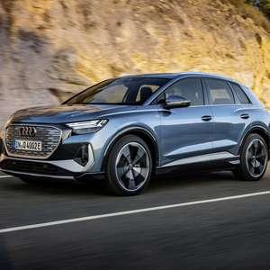 Audi Q4 e-tron chega como elétrico mais acessível da marca