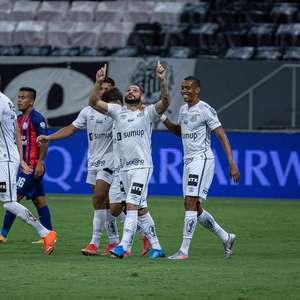 Santos empata com o San Lorenzo e avança na Libertadores
