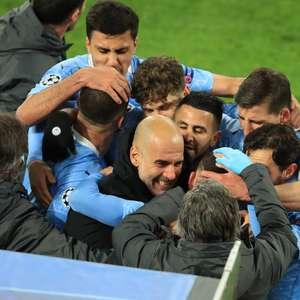 City vence Borussia, volta à semi após 5 anos e pega PSG