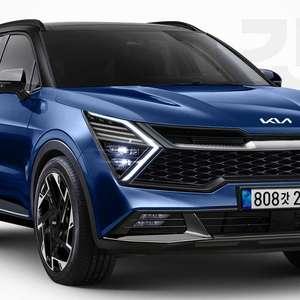Kia Sportage terá visual polêmico na nova geração