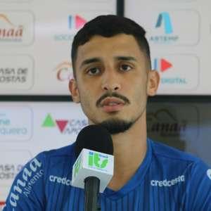 Daniel comenta a sua melhora com a camisa do Bahia