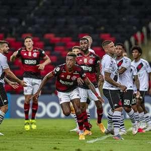 Flamengo joga para se manter imbatível contra o Vasco na ...