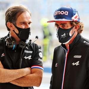 Alonso regressa a Ímola e torce para que azar da Alpine ...