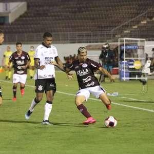 Após vitória sobre o Corinthians, Felipe Marques comenta ...