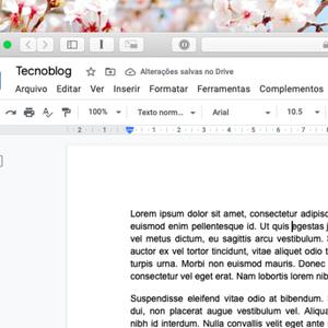 Google Docs dá erro na formatação para quem usa ...