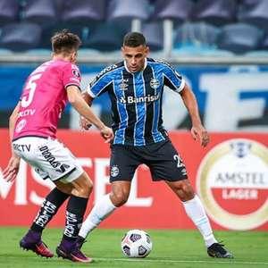 Alexandre Mendes analisa queda do Grêmio na Liberta