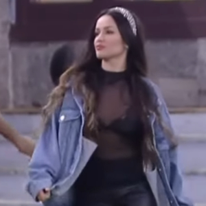 BBB21: Juliette veste pretinho nada básico de R$ 155,98