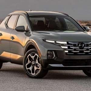 Hyundai revela Santa Cruz, primeira picape de sua história