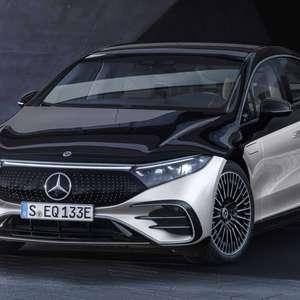 Conheça o Mercedes EQS, novo sedã elétrico da marca alemã