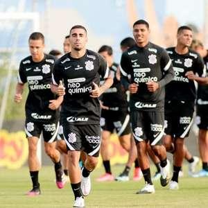 Corinthians fecha preparação para enfrentar o São Bento; ...