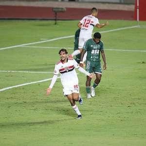 Igor Gomes revela papo com Crespo em gol do São Paulo ...