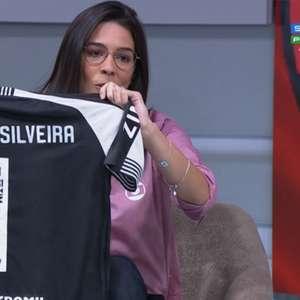 Torcedor xinga Renata Silveira após queda do Botafogo na Copa do Brasil, e resposta da narradora viraliza