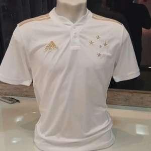 Imagens da camisa 2 do centenário do Cruzeiro vazam. ...