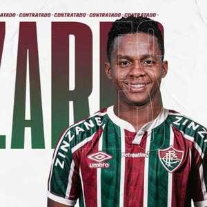 Fluminense oficializa a contratação de Cazares até ...