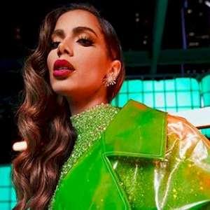 Anitta recebe falso positivo para o novo coronavírus