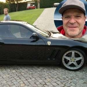 Barrichello apresenta sua Ferrari de R$ 500 mil; confira