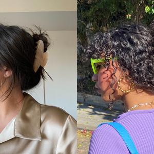 Piranha de cabelo: saiba como usar o assessório dos anos ...