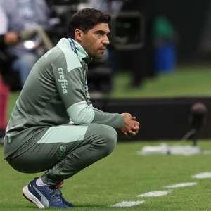 Abel Ferreira, após derrota do Palmeiras pela Recopa: ...