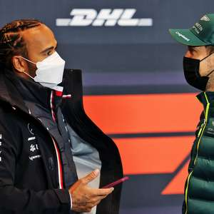 Hamilton elege Vettel como rivalidade favorita na ...