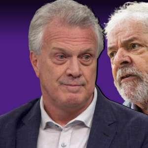 Bial polemiza ao insinuar que Lula mentiria ao vivo na Globo