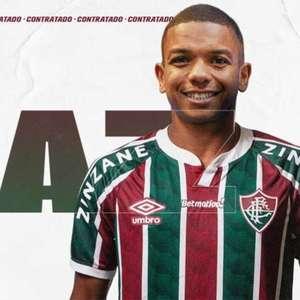 Mais um! Fluminense anuncia a contratação do zagueiro ...