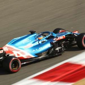 """Alonso vê """"avanço de desempenho"""" da Alpine e vibra com ..."""