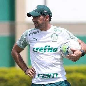 Abel faz estreia no Campeonato Paulista contra o São Paulo